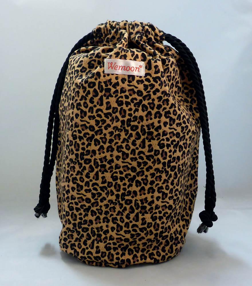 Moonbag Leopard - Flannelette
