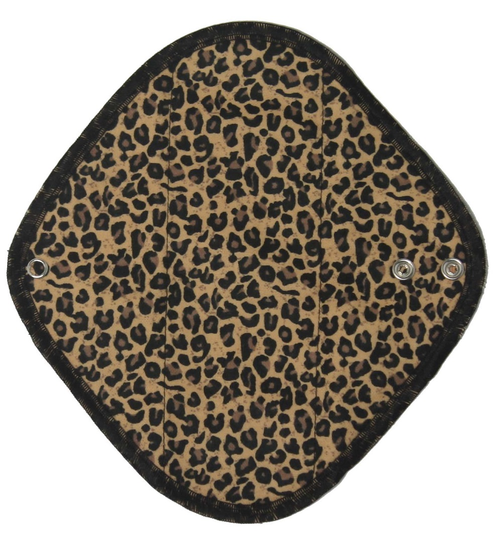 Light Leopard -Flannelette