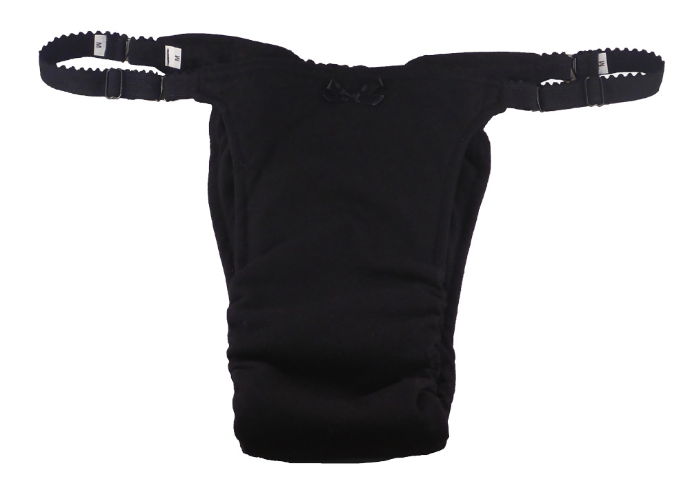 Night  Organic Black - Jersey