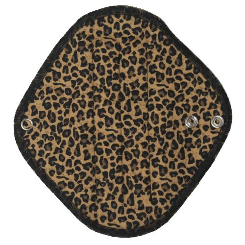 Slim Leopard - flannelette