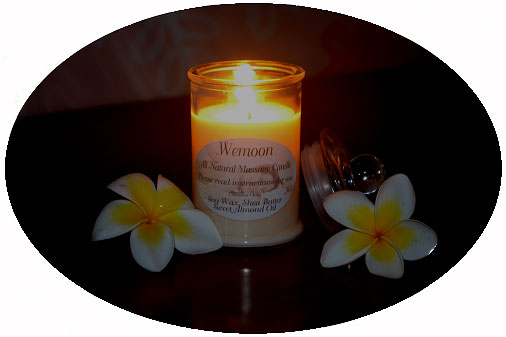 Massage Candle / Body Butter :- Soy