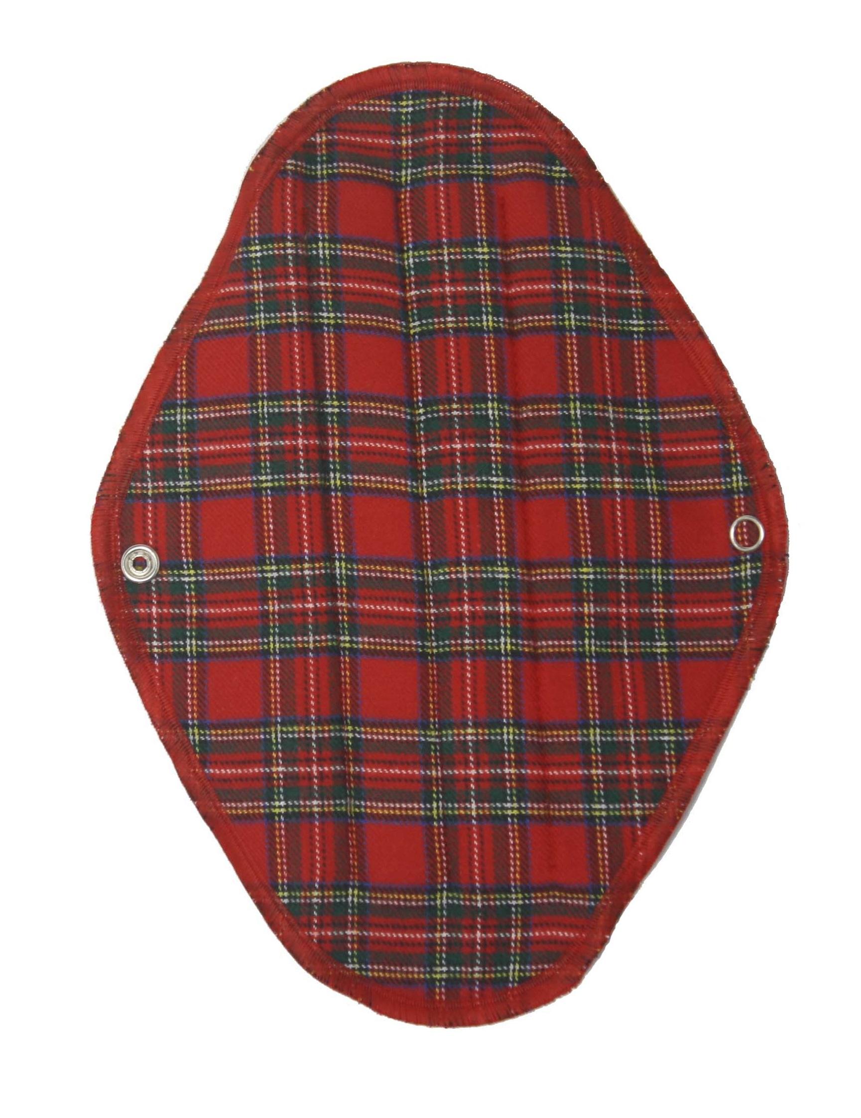 Maxi Red Tartan - flannelette